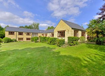 Thumbnail 4 bedroom barn conversion for sale in Pilsgate, Stamford, Lincolnshire