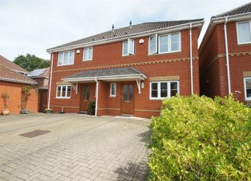 Thumbnail 2 bedroom semi-detached house for sale in Old Dairy Close, Poole