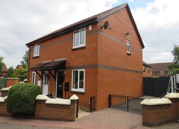 Thumbnail 2 bedroom semi-detached house for sale in Blossomville Way, Acocks Green, Birmingham