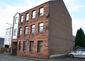 Thumbnail 2 bed flat for sale in Young Street, Wishaw