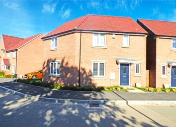 Thumbnail 3 bed detached house for sale in Windsor Way, Broughton Astley, Leicester, Leicestershire