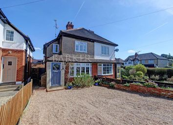 Thumbnail 3 bed semi-detached house for sale in College Road, Maidenhead