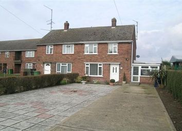 Thumbnail 2 bedroom semi-detached house to rent in St Michaels Avenue, Wisbech