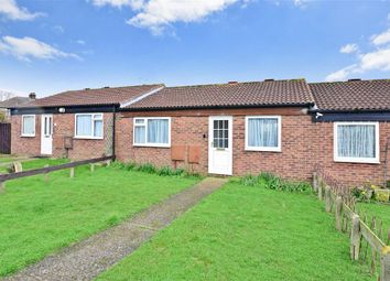 Thumbnail 1 bed bungalow for sale in Peckham Close, Rochester, Kent