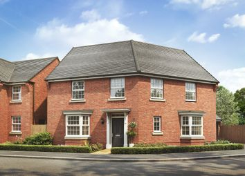 "Thumbnail 4 bed detached house for sale in ""Ashtree"" at Rush Lane, Market Drayton"
