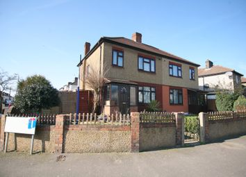 Thumbnail 4 bed semi-detached house to rent in Jutsums Lane, Romford