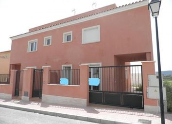 Thumbnail 3 bed town house for sale in Spain, Valencia, Alicante, Salinas