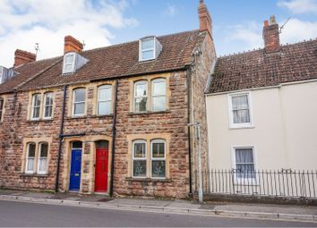 Thumbnail 3 bed terraced house for sale in Portway, Wells