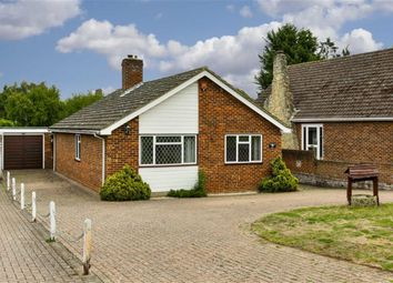Thumbnail 2 bed detached bungalow for sale in Stamford Green Road, Epsom, Surrey