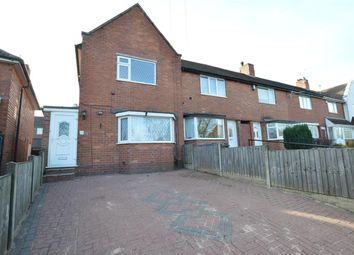 Thumbnail 2 bed end terrace house to rent in Aldridge Road, Great Barr, Birmingham