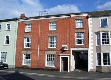 Thumbnail 1 bed flat to rent in Church Street, Alcester, Alcester