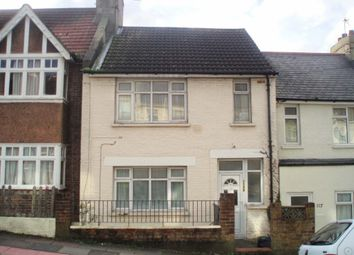 Thumbnail 3 bed terraced house to rent in Milner Road, Brighton