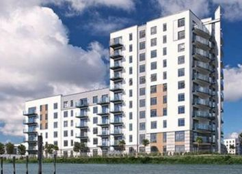 Thumbnail 2 bed flat for sale in Peninsula Quay, Victory Pier, Pearl Lane, Gillingham
