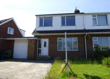 Thumbnail 3 bed semi-detached house for sale in Hala Hill, Lancaster
