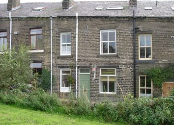 Thumbnail 2 bed terraced house to rent in Chiserley Fieldside, Old Town, Hebden Bridge