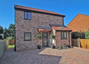 Thumbnail 3 bed detached house for sale in Brookland Close, Gunthorpe, Nottingham