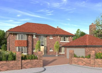 Thumbnail 5 bed detached house for sale in Burgh Heath Road, Epsom