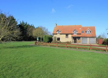 Thumbnail 5 bed detached house for sale in Russells Green, Ringsfield, Beccles