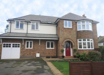 Thumbnail 5 bed detached house to rent in Thornby Avenue, Kenilworth