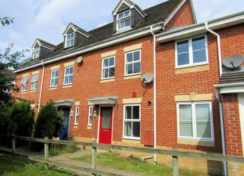 Thumbnail 3 bedroom town house for sale in Thyme Avenue, Whiteley, Fareham