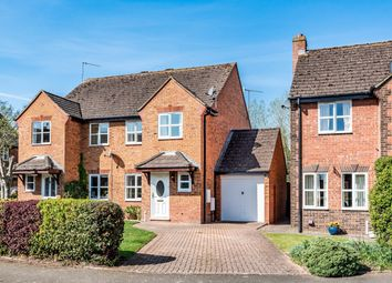 Thumbnail 3 bed semi-detached house for sale in Mulberry Drive, Upton-Upon-Severn, Worcester