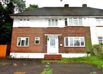 Thumbnail 1 bed flat to rent in Garston Lane, Watford