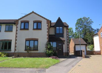 Thumbnail 4 bedroom semi-detached house for sale in Merling Croft, Northchurch, Berkhamsted