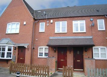 Thumbnail 2 bed terraced house for sale in Calcutt Way, Dickens Heath, Shirley, Solihull