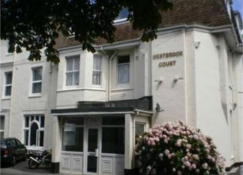 Thumbnail Studio to rent in Christchurch Road, Boscombe, Bournemouth
