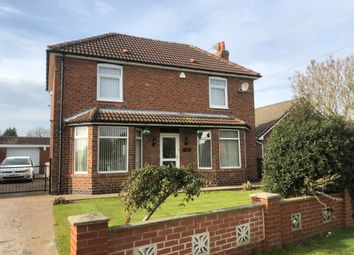 Thumbnail 4 bedroom detached house for sale in York Road, Barlby, Selby