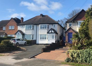 Thumbnail 3 bedroom semi-detached house to rent in Clarence Road, Sutton Coldfield