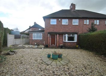 Thumbnail 4 bed semi-detached house for sale in Melrose Avenue, Appleton, Warrington