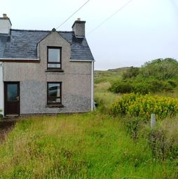 Thumbnail 1 bed semi-detached house for sale in Breasclete, Isle Of Lewis