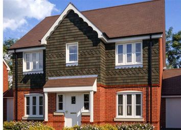 Thumbnail 4 bed detached house for sale in The Hurstbourne At Silent Garden, Liphook, Hampshire