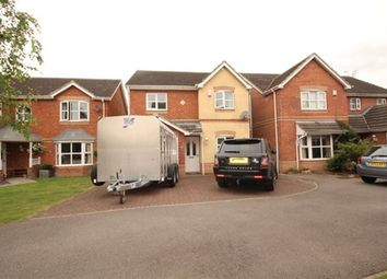 Thumbnail 3 bed detached house to rent in Laburnum Court, Barlow, Selby