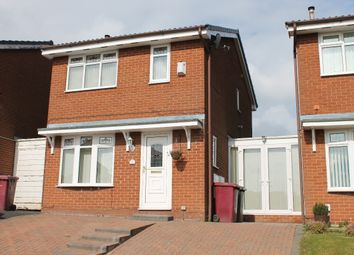 Thumbnail 3 bed detached house to rent in Peel Close, Whiston, Prescot