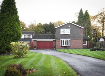 Thumbnail 4 bed detached house for sale in The Spinney, Little Aston, Sutton Coldfield