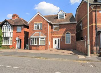 Thumbnail 4 bed detached house for sale in Ryelands Street, Hereford