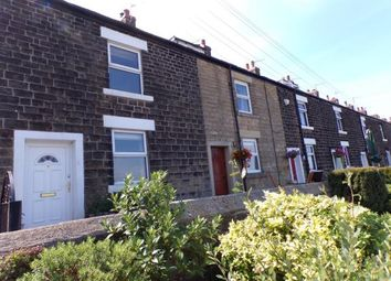 Thumbnail 2 bed terraced house for sale in Hazel View, Hawk Green, Marple, Stockport