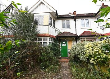 Thumbnail 3 bed terraced house for sale in Lynton Avenue, North Finchley