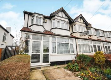 Thumbnail 3 bed end terrace house for sale in Davidson Road, Croydon