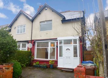 Thumbnail 3 bed semi-detached house to rent in Birch Grove, Prestwich, Manchester