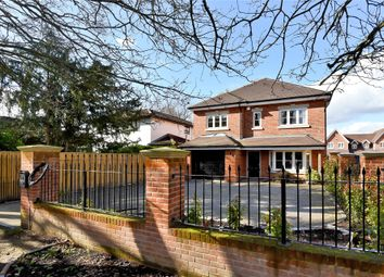 Thumbnail 6 bed detached house for sale in Chestnut Avenue, Wokingham, Berkshire