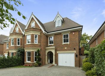 Thumbnail 5 bed property to rent in Selborne Place, Old Avenue, Weybridge, Surrey