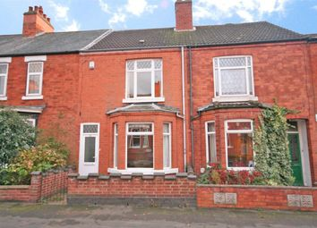 Thumbnail 3 bed terraced house to rent in Benn Street, Southfields, Rugby, Warwickshire
