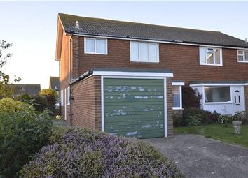 Thumbnail 3 bed semi-detached house for sale in Asten Close, St Leonards-On-Sea, East Sussex