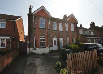 Thumbnail 1 bedroom maisonette for sale in 16 Gordon Road, Ashford, Surrey