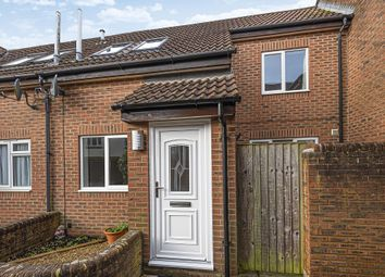 Thumbnail 2 bed terraced house for sale in Chantry Mews, The Close, Warminster
