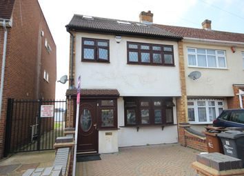 Thumbnail 4 bedroom end terrace house to rent in Norton Road, Dagenham