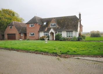 Thumbnail 4 bed detached house for sale in Rushden Road, Sharnbrook, Bedford